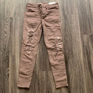 NWT AE Jeans (jeggings)